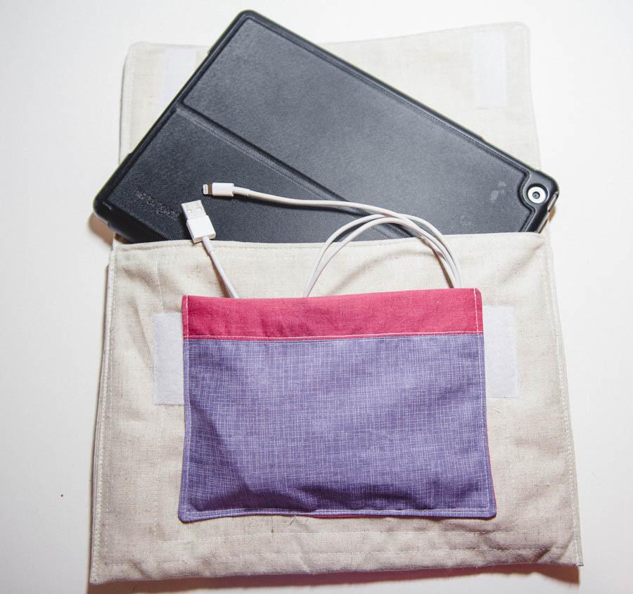 iPad Sleeve Pocket