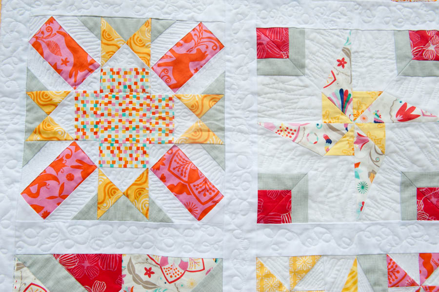 Baby Girl Quilt-2