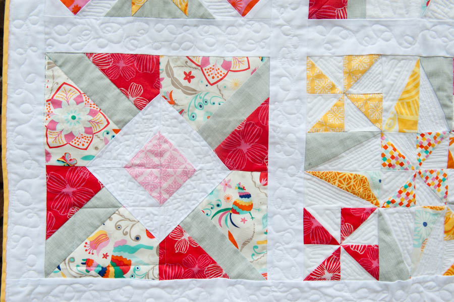Baby Girl Quilt-3