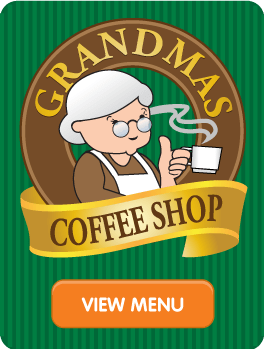 Grandmas Coffee Shop at Five Star Fun