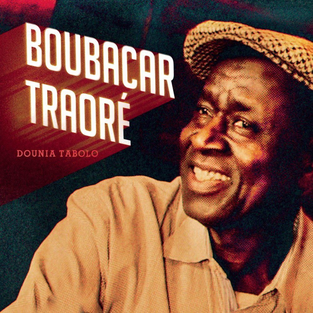 Boubacar Traore - Dounia Tabolo - Par Ici Les Sorties - 17 novembre 2017