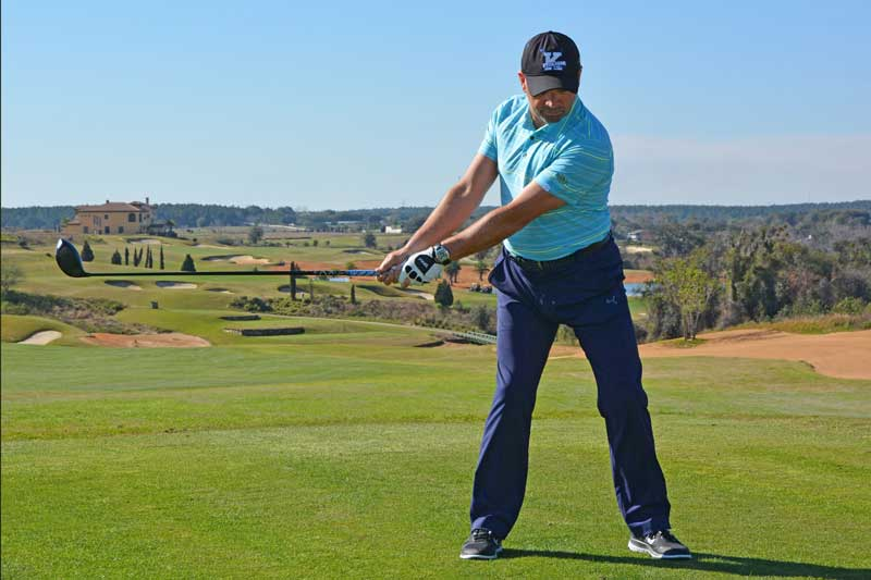 Building A Better Top of Backswing Position