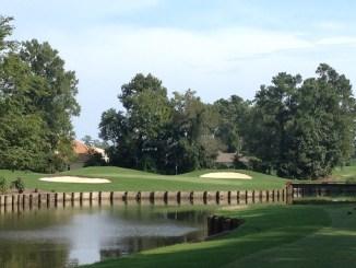 Arrowhead, Par 3 (Photo: Grant Fraser, GolfTheWorld.ca)