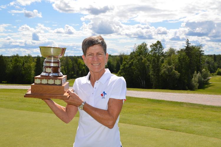 Dolan Takes 4th Title At OVGA Senior Women's Championships