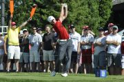 Canadian amateur Jared du Toit is just one stroke off the lead at the RBC Canadian Open (Photo: Grant Fraser)