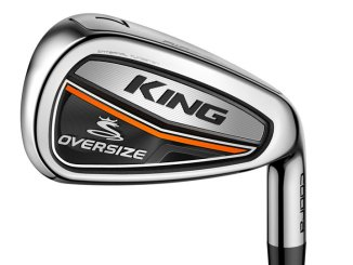 Cobra King Oversized Irons (Photo: Cobra Golf)