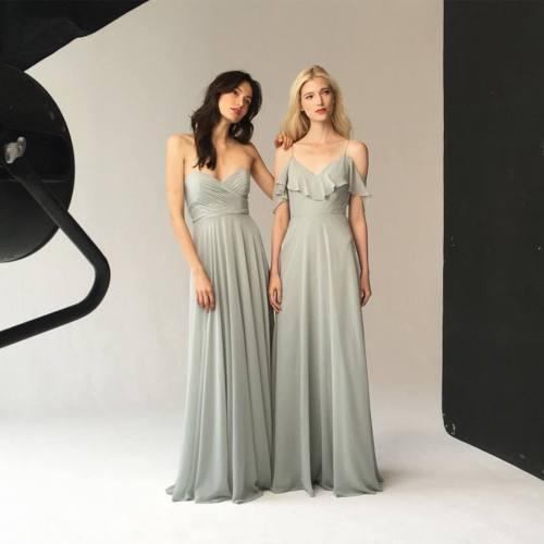 Medium Crop Of Sage Green Bridesmaid Dress