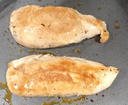 Glazed Chicken Breast | Flamingo Musings