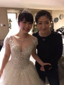 29福原愛ドレス