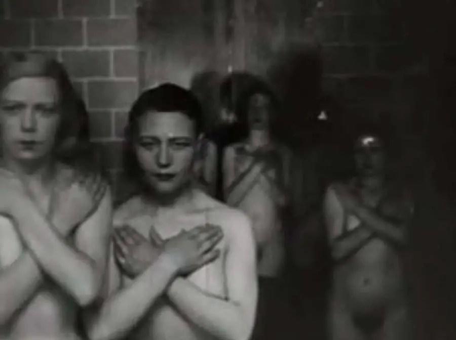 satanic sex orgy