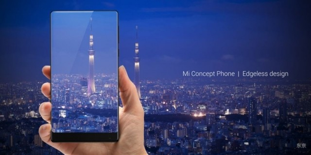 Xiaomi is selling gorgeous edge-to-edge display of your wildest dreams