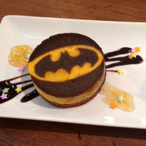 Holy Pop-Up and Sit Down! Tower Records in Tokyo Has a Batman Café!