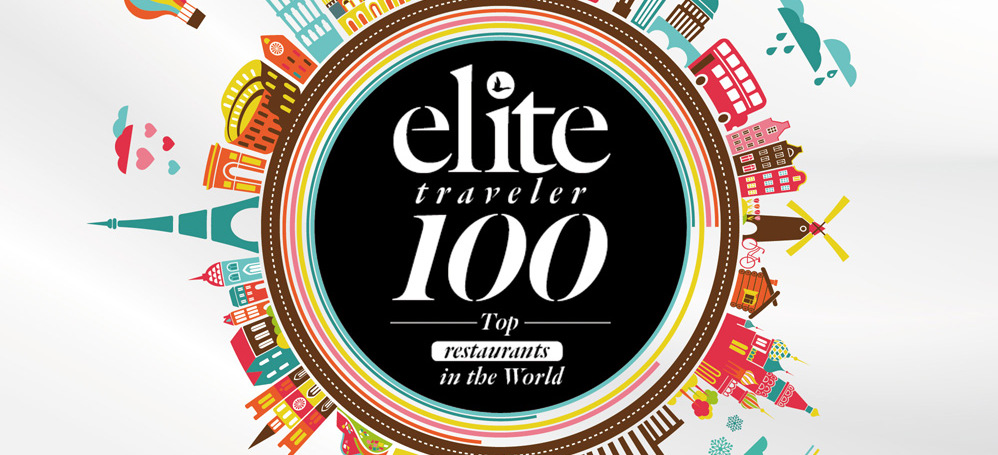 Elite Traveler Magazine Names The World's Top 100 Restaurants For 2015
