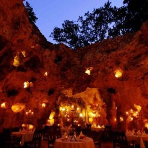 These 6 Restaurants Are Inside Natural Caves