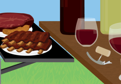 5 Barbecue Wine Pairings to Put a Grin on Your Grill