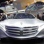Mercedes Benz F 125 Concept Car