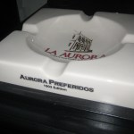 La Aurora Cigar Ashtray