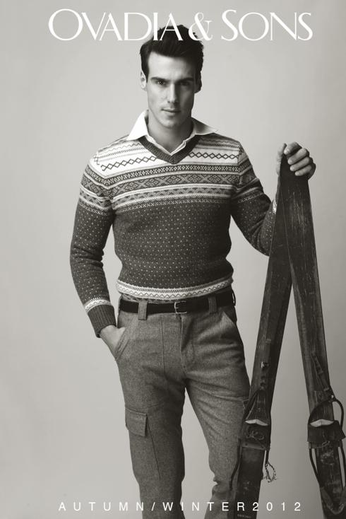 Ovadia & Sons Fall Winter 2012 Lookbook