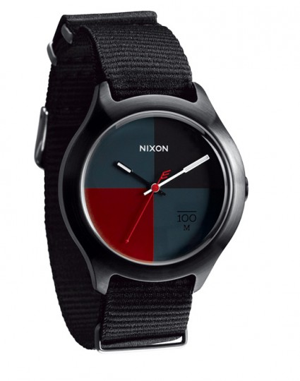 Nixon The Quad Watch Collection
