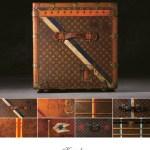 Louis Vuitton '100 Legendary Trunks' iPad App