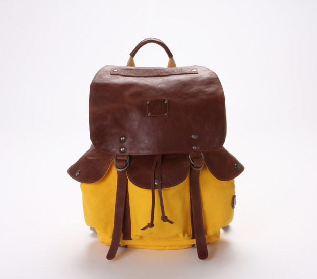 Will Leather Goods Lennon Bright Backpack