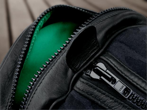 Heineken Public School Camouflage Duffle Bag