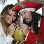 Chrissy Teigen Captain Morgan