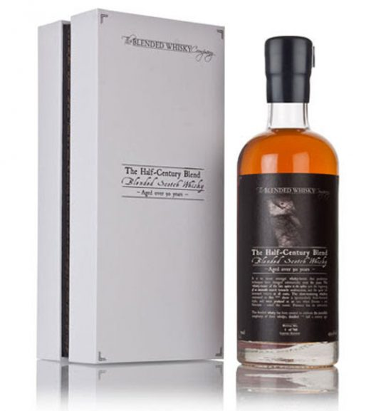 The Blended Whisky Company Half-Century Blend