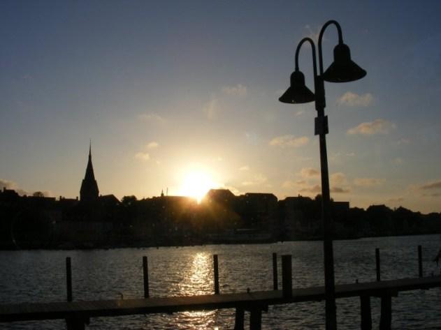 Flensburg Sunset