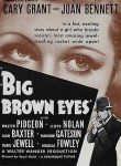 big-brown-eyes poster