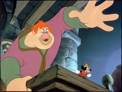 Top Ten Panto Baddies (Courtesy of Disney) | flickfeast Jack And The Beanstalk Giant Disney