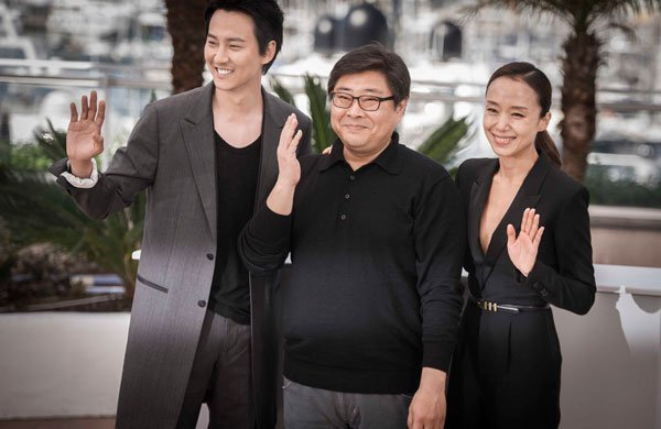 The Shameless – Oh Seung-uk and Kim Nam-gil Cannes Interview