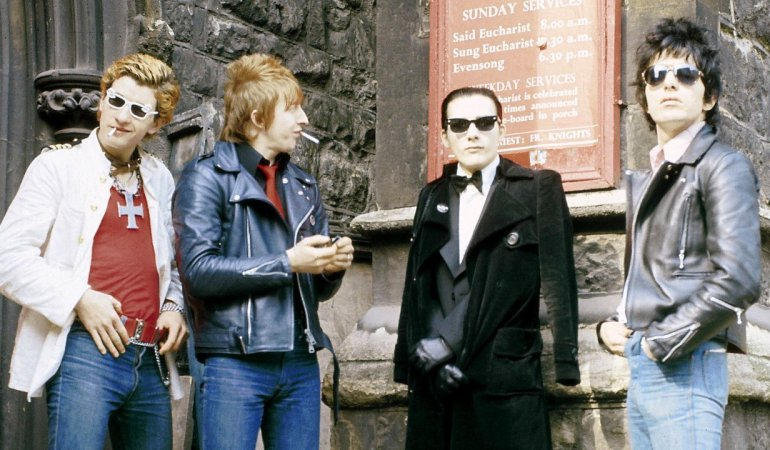 The Damned: Don't You Wish We Were Dead (2015)