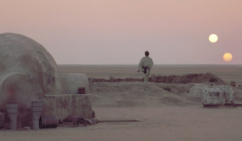Where In The World Was Star Wars Filmed?