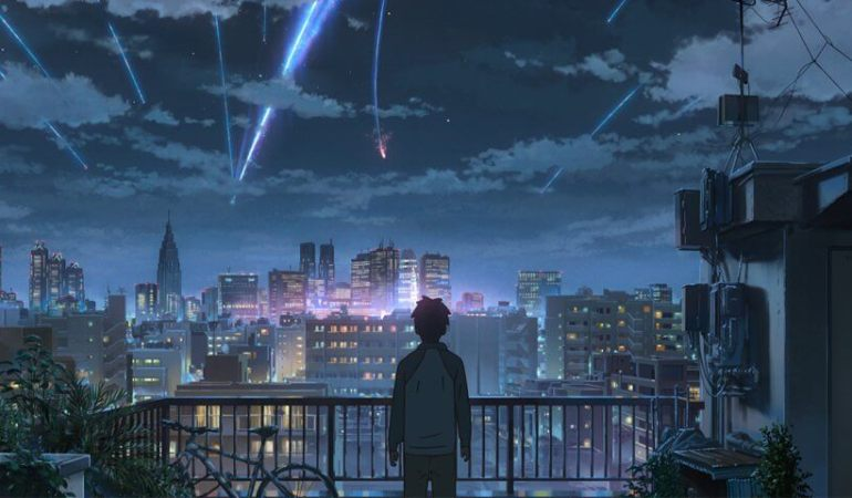 NEWS – Your Name, makes its mark at the Japanese box office