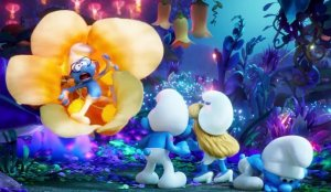 smurfs-the-lost-village-see-carnivorous-flowers-eating-the-blue-creatures