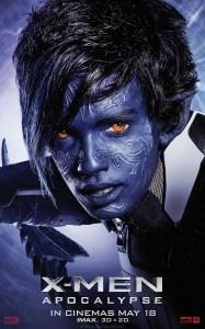 X-Men Nightcrawler Character Banner