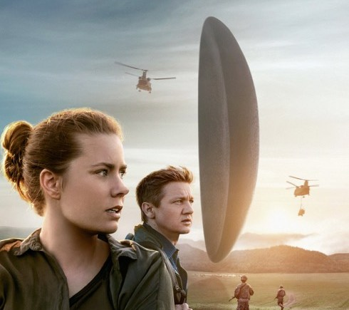 Arrival movie review sci fi