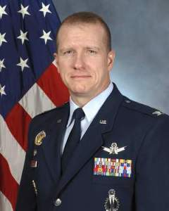 Col. Rob Stanley, commander of the 341st Missile Wing at Malmstrom Air Force Base, Mont.