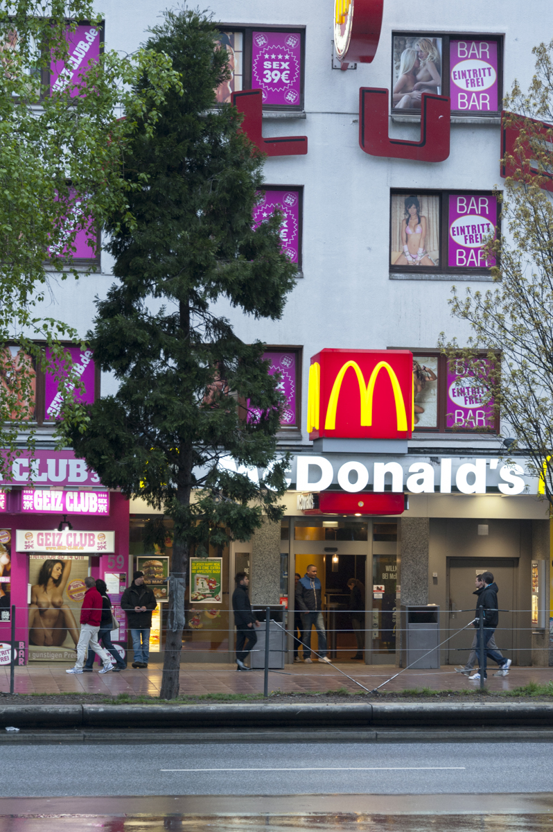 Hamburg McDonalds