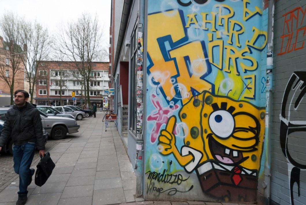 Hamburg Sponge Bob
