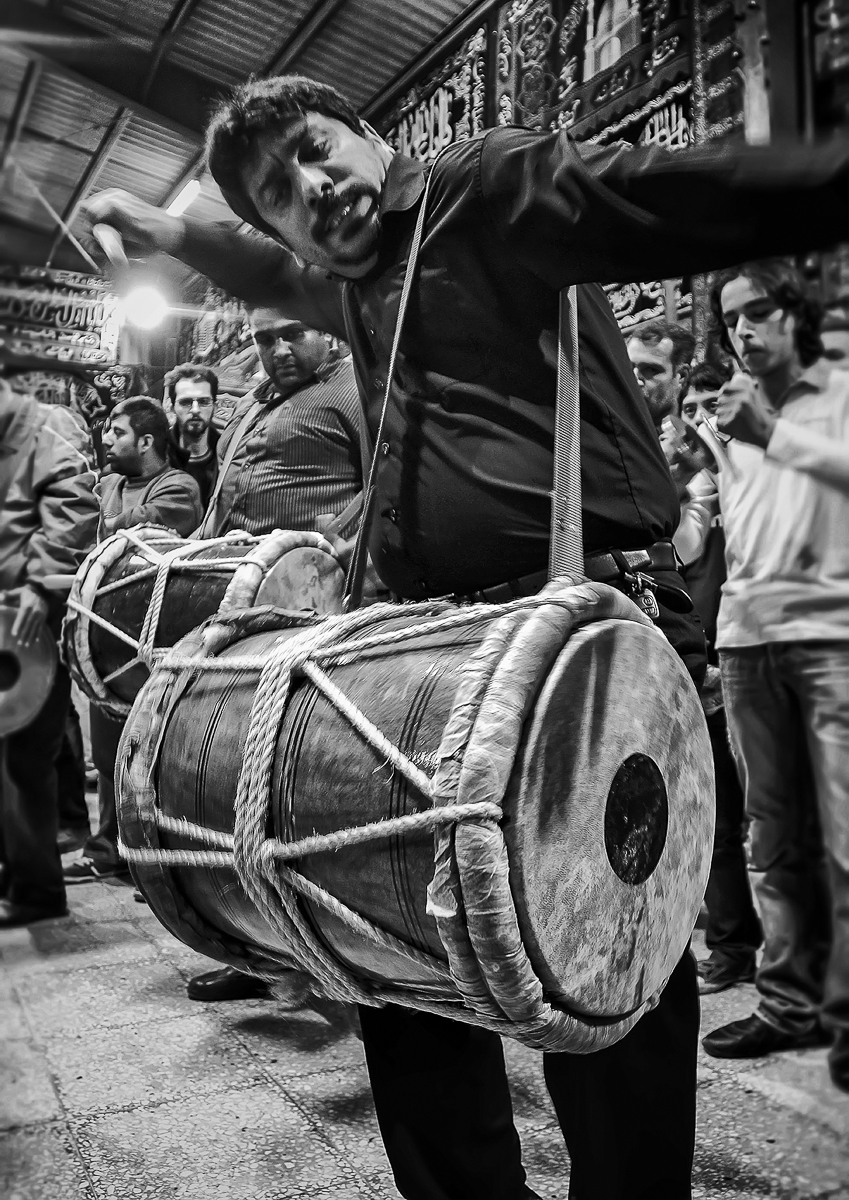 Iran, photo essay, FLINT, music-4