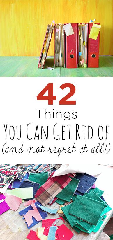 Get rid of clutter, home organization hacks, popular pin, clutter, organization, DIY home organization, DIY declutter.