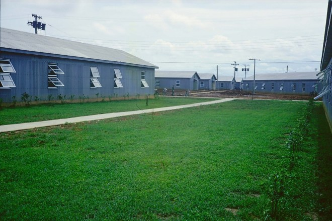 1960 年代台中清泉崗美軍基地