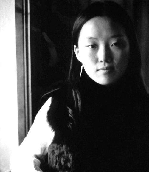 華裔女設計師劉揚