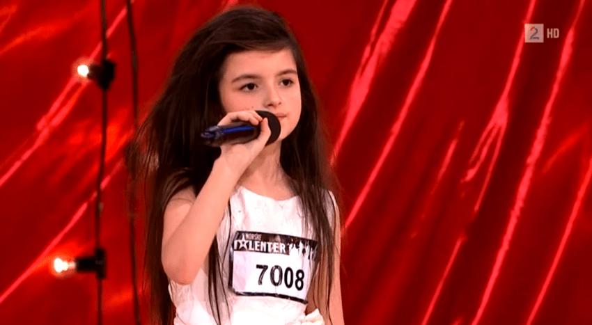 驚人七歲小女孩唱出老靈魂嗓音 網友:聽完起雞皮疙瘩