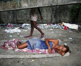 Brazil Struggles With Crack Epidemic