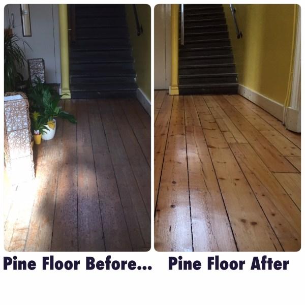 floor sanding in london service