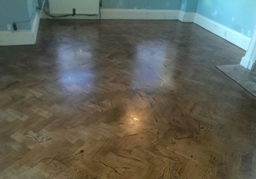 Wood Floor Sanding london