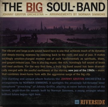 Johnny Griffin - The Big Soul-Band